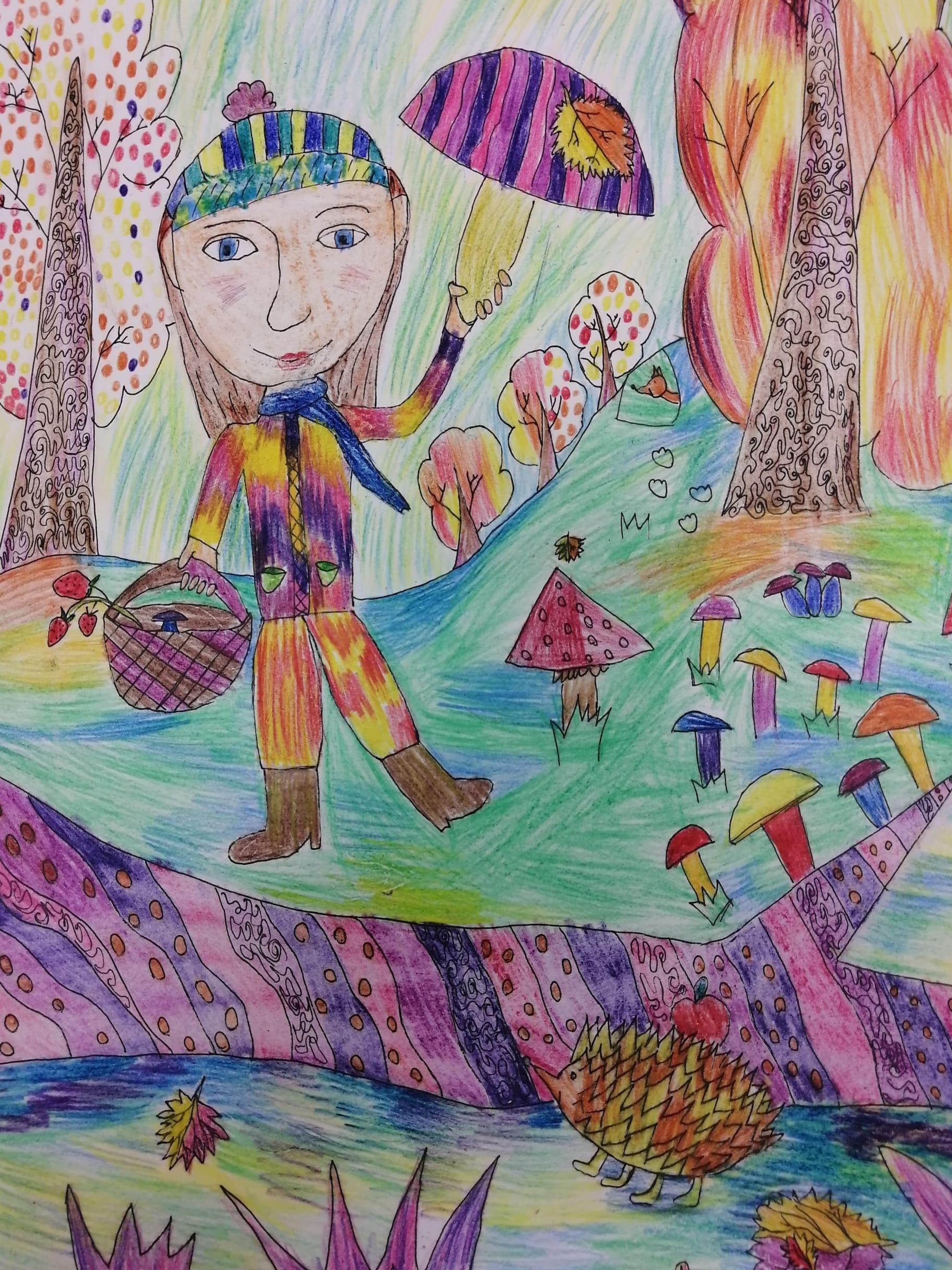 Михаилова Валерия, 8 лет