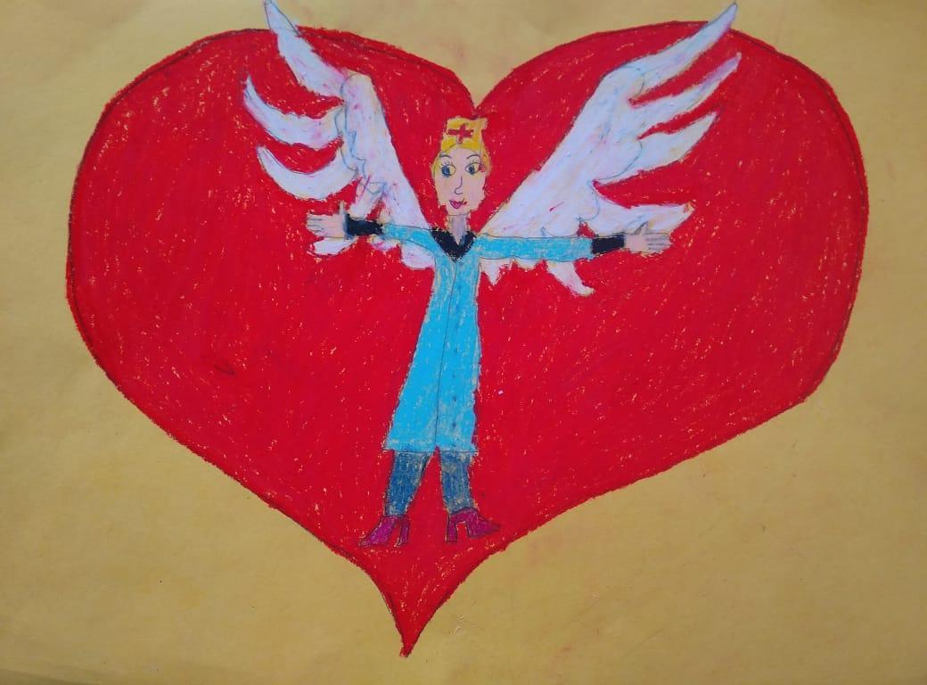 Лыськова Софья, 6 лет