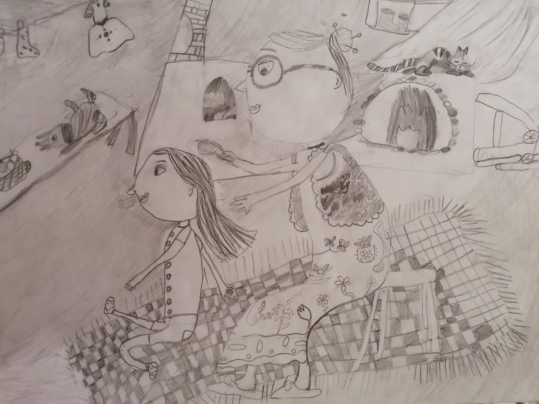 Муртазина Аня, 8 лет