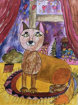 Гурина София, 8 лет
