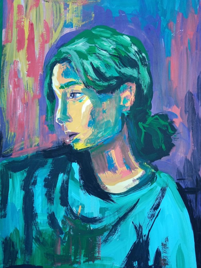 Григорьева Виктория, 16 лет