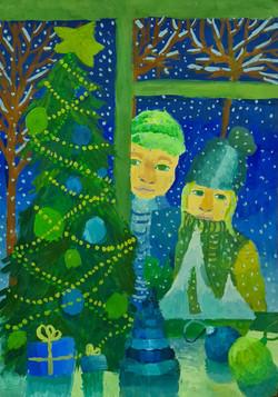 Агафонова Маргарита, 9 лет