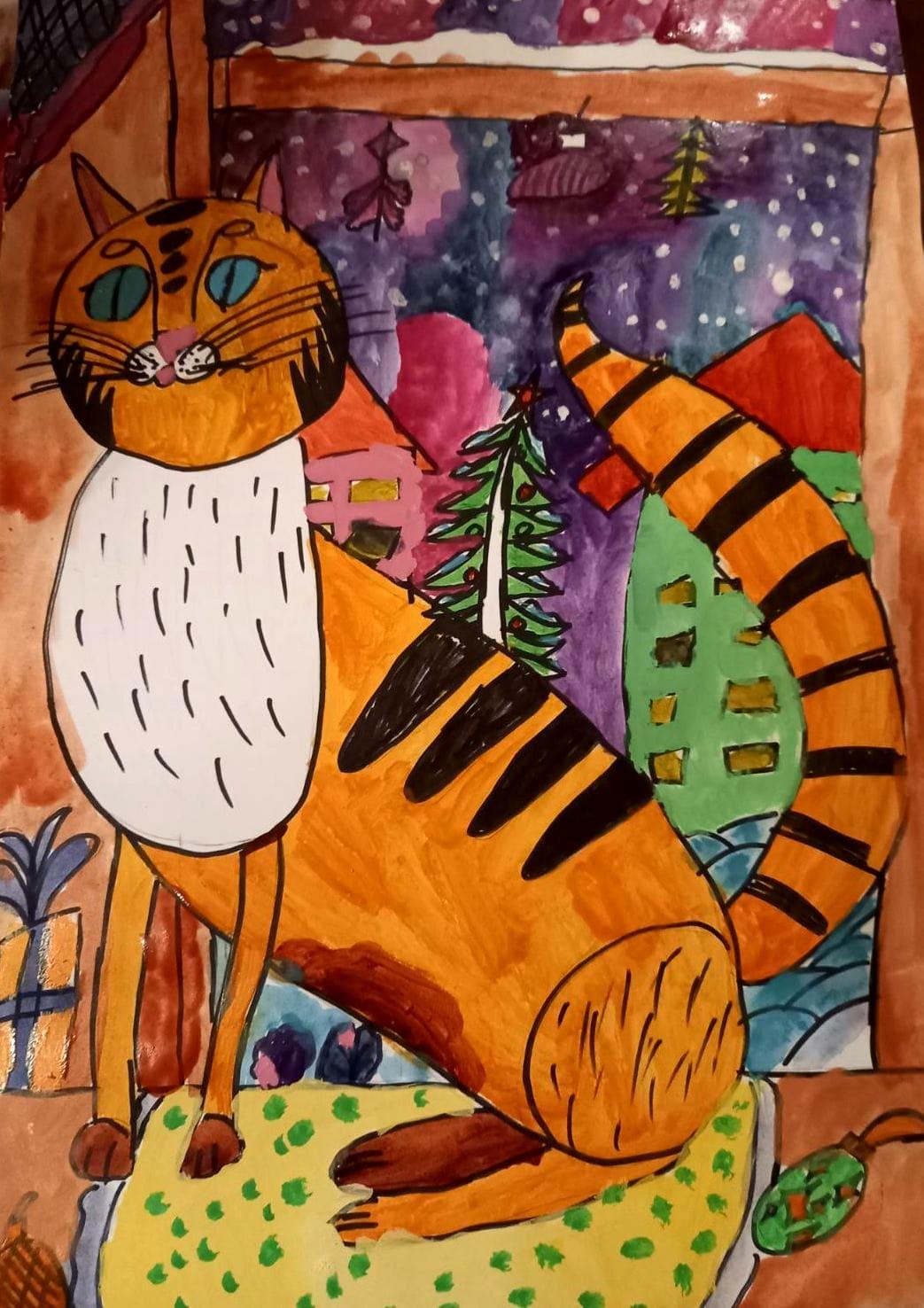 Грахова Кира, 8 лет