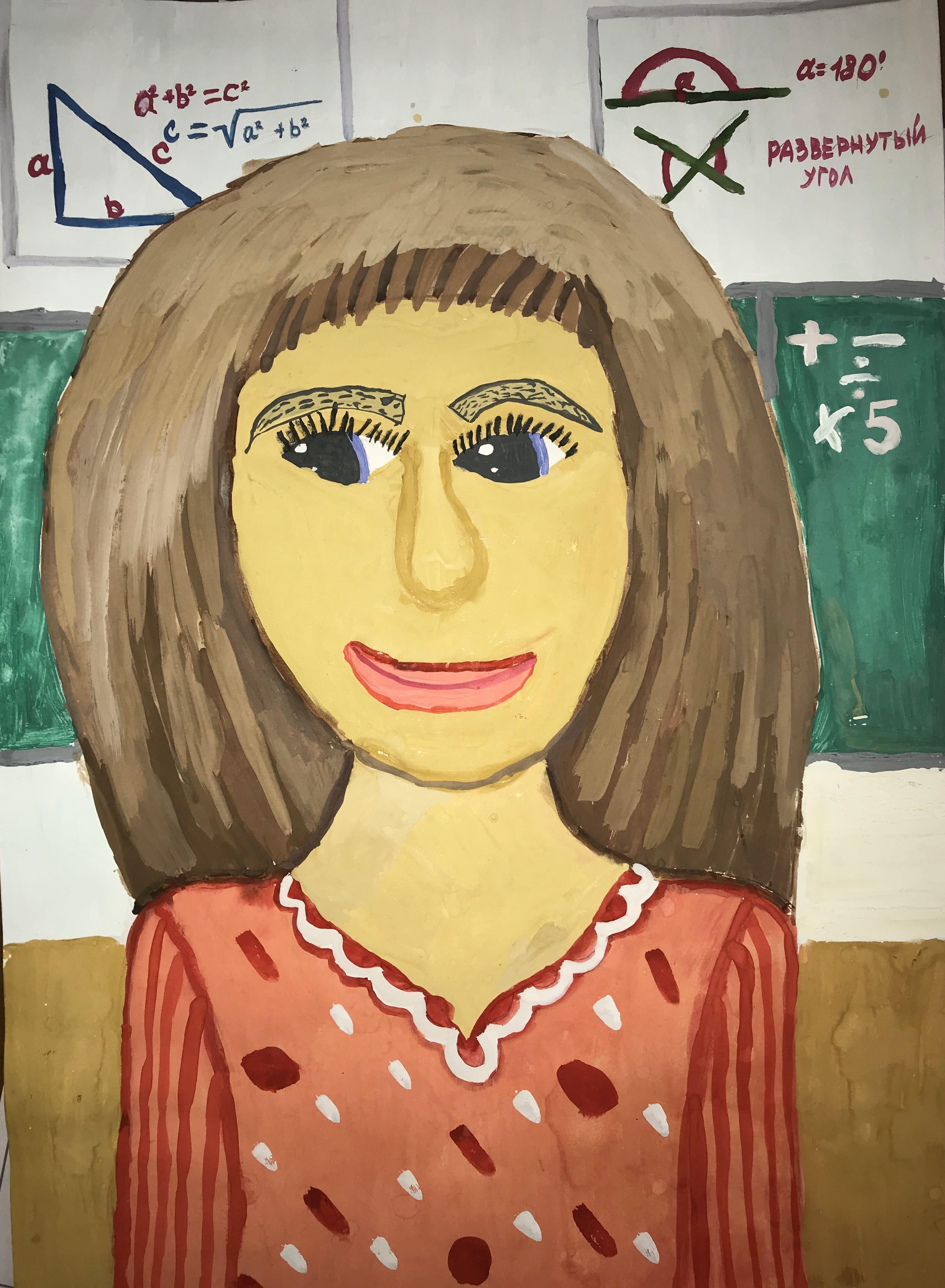 Кудинова Катя, 11 лет