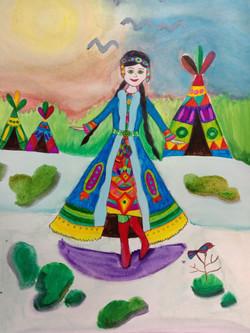 Егорова Мария, 10 лет