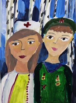 Канышкина Юля, 8 лет