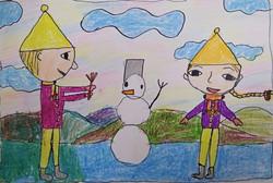 Теплюк Полина, 7 лет