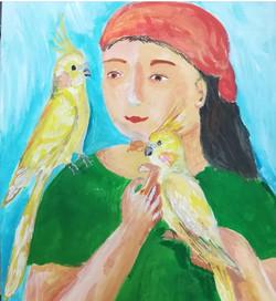 Белинская Полина, 13 лет