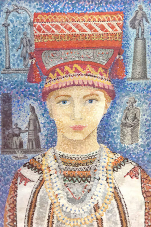 Делий Полина, 14 лет