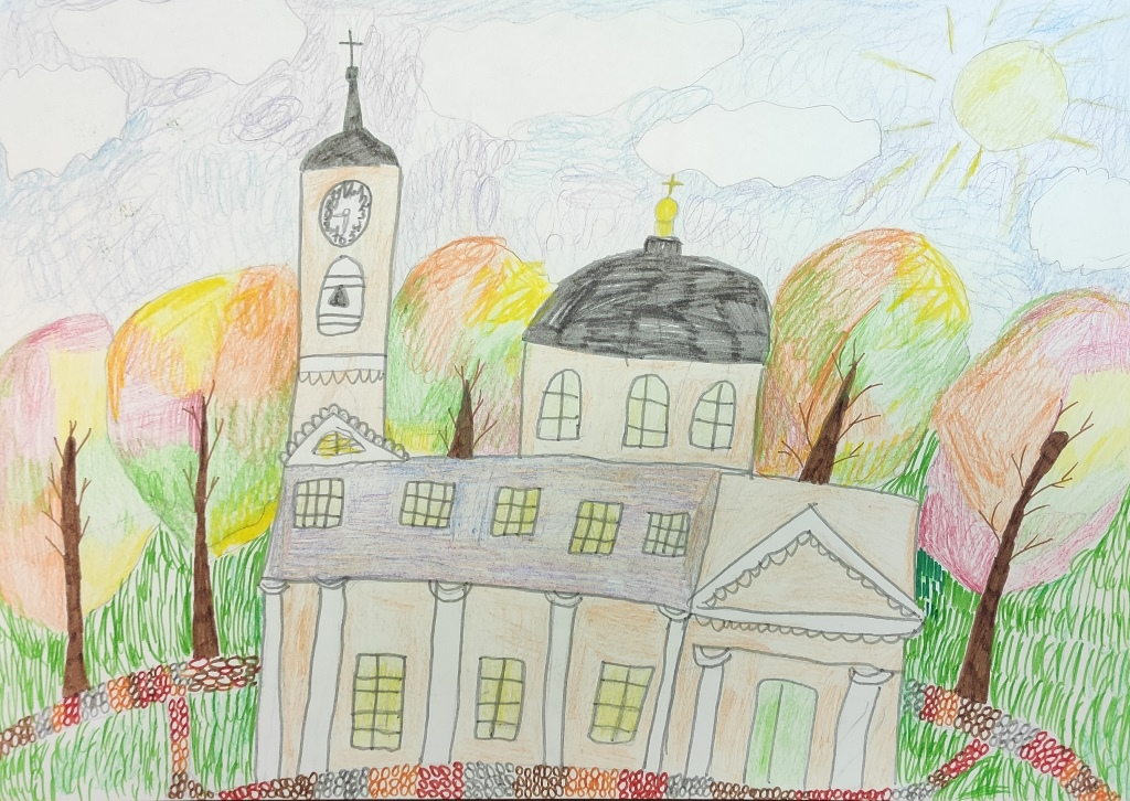 Мещанова Арина 9 лет