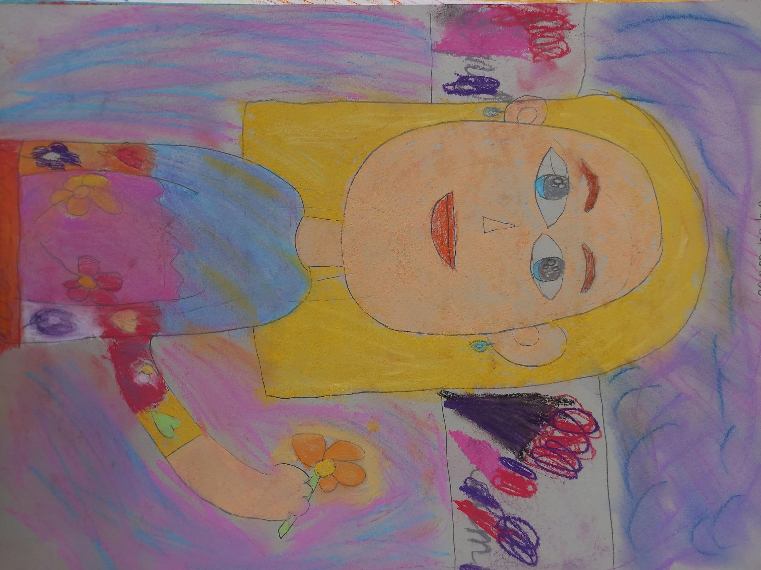 Арина Зырянова, 8 лет