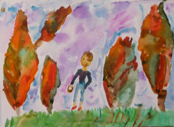 Руденко Елизавета, 9 лет