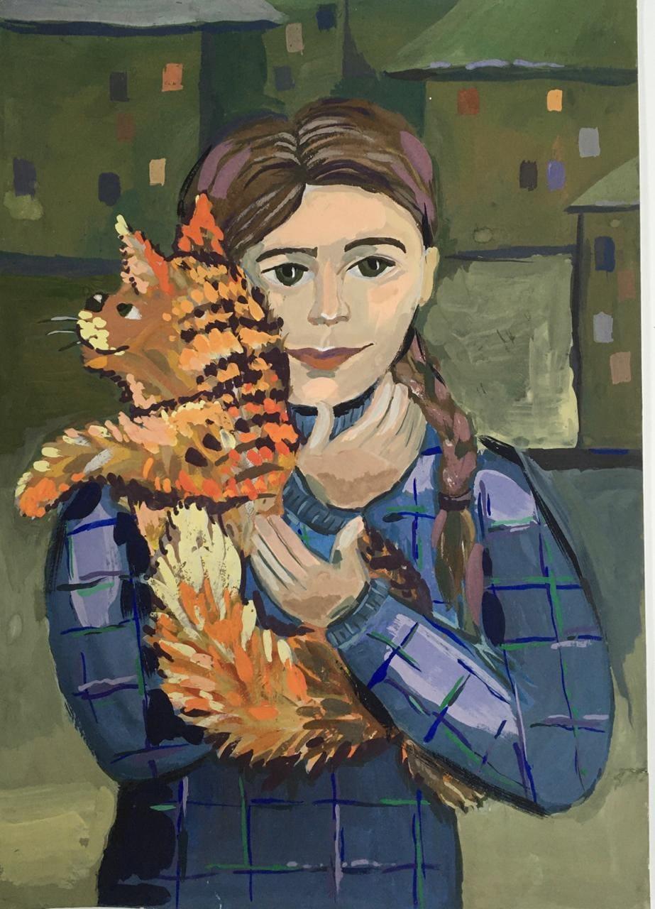 Обревко Софья. 14 лет