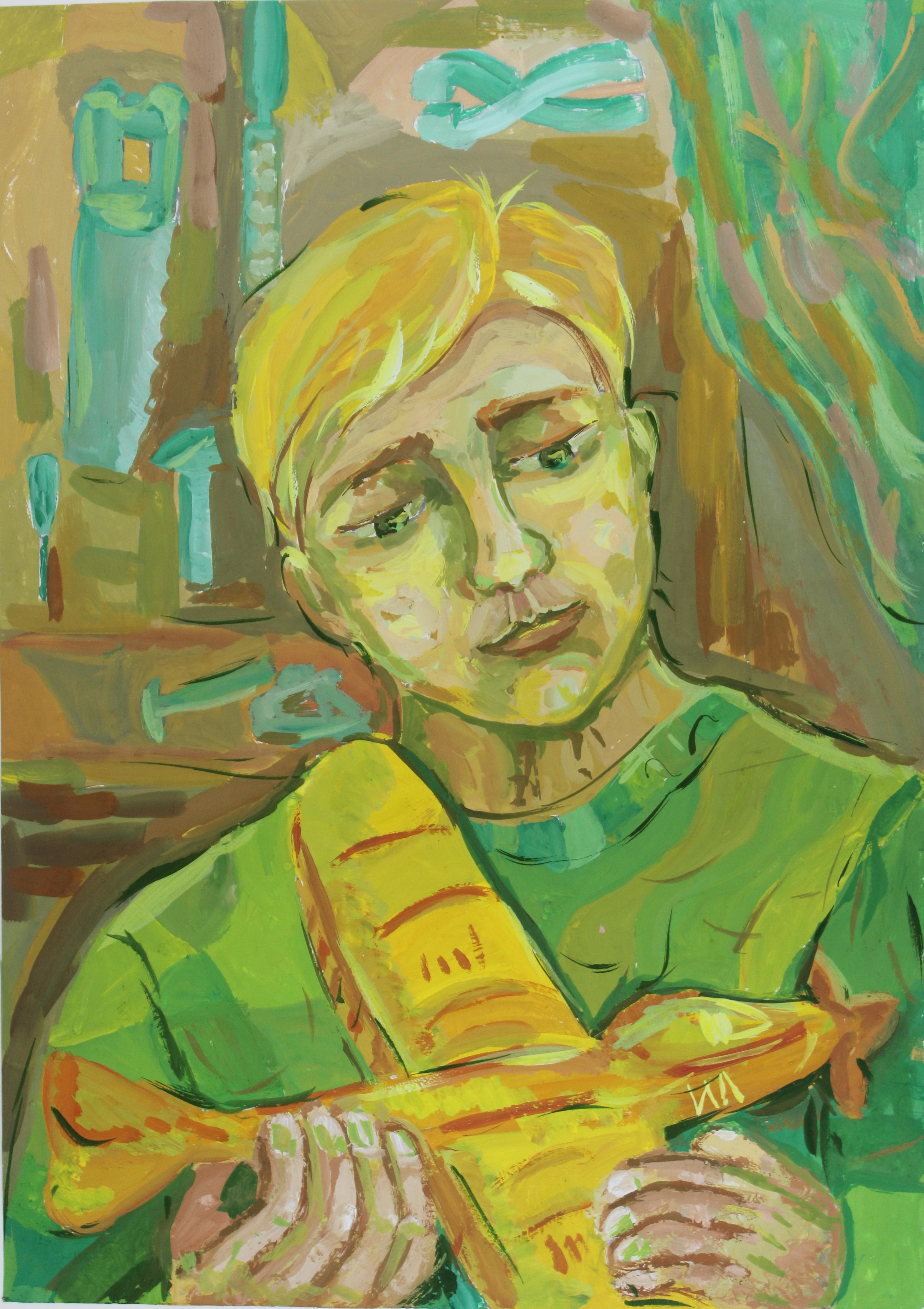 Бороздин Олег, 12лет