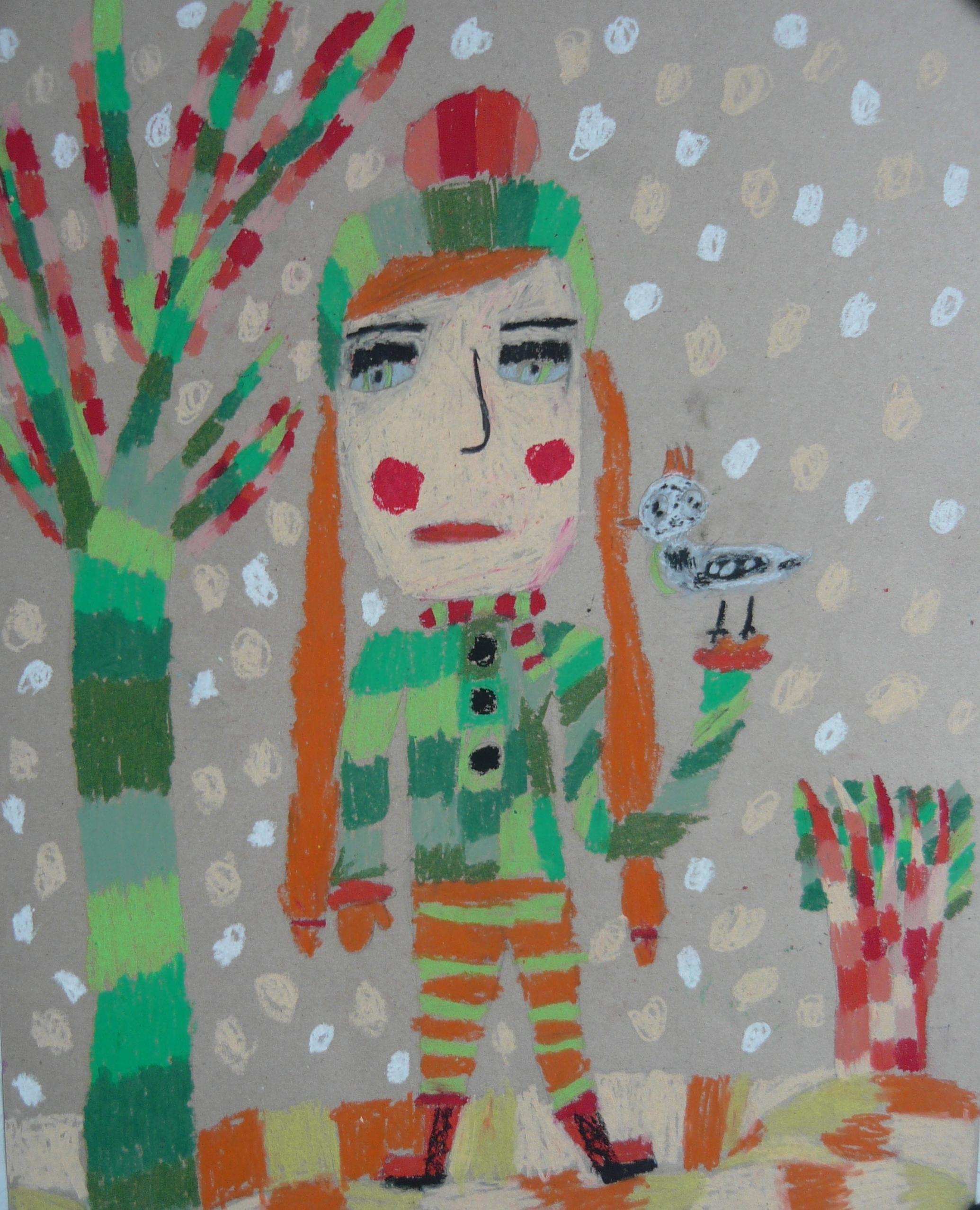 Петрова Мария, 8 лет