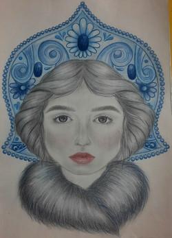 Стародубцева Алина,17 лет