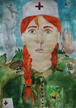 Тимшанова Полина 11 лет