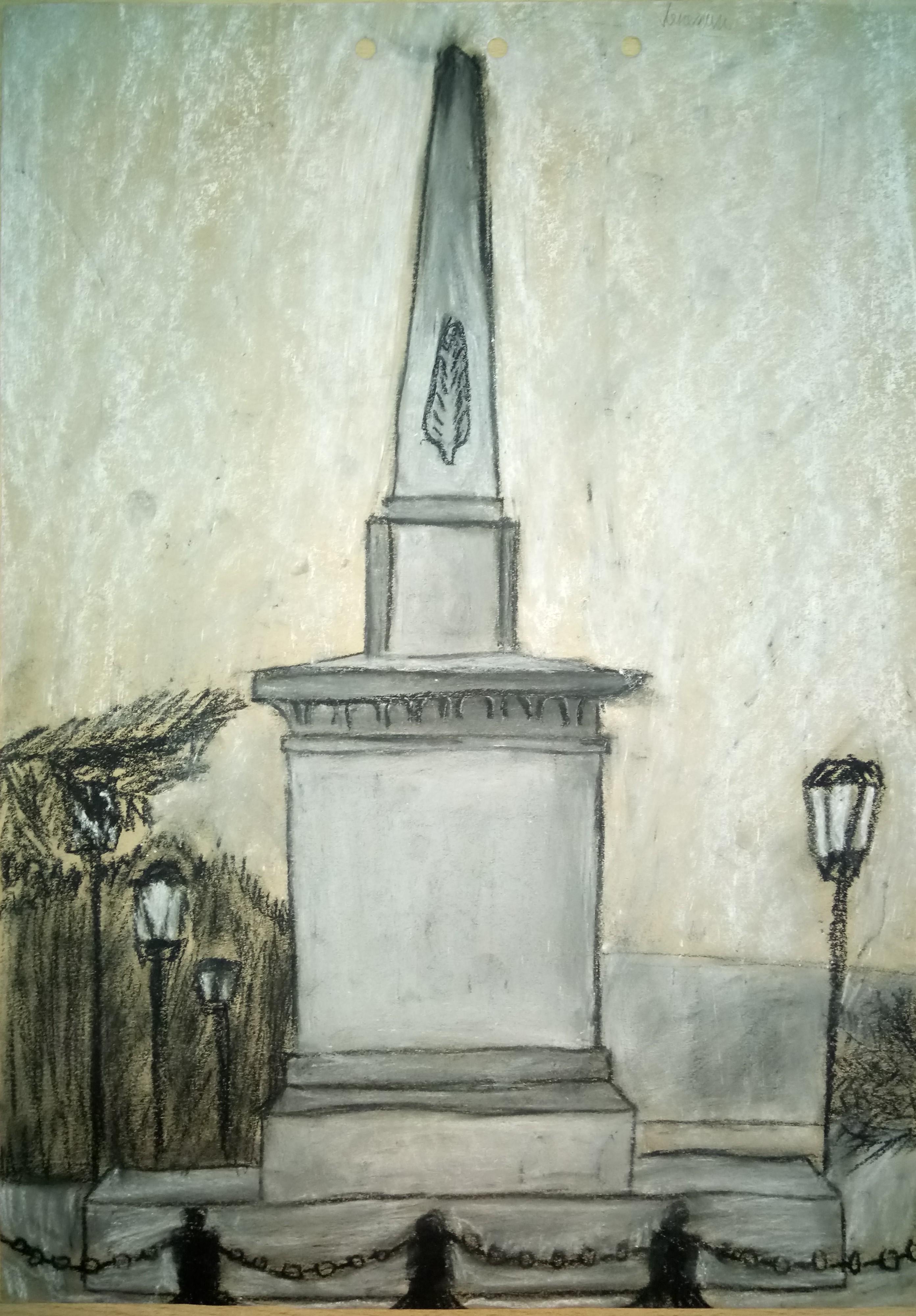 Лепёхин Сергей 12 лет Памятник Ермаку