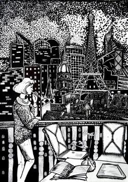 Якубов Валентин 15 лет Увидеть Париж