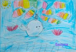 Косаревская Яна, 8 лет
