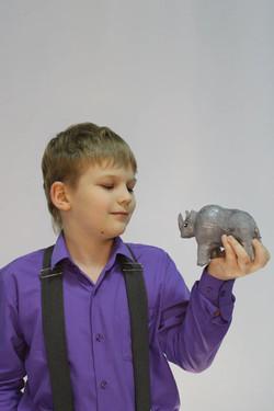 Воробьёв Ярослав, 8 лет