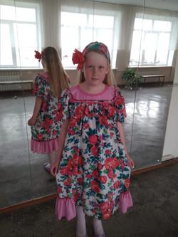 Железнова  Алина 9 лет