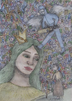 Бурылова Юлия, 13 лет