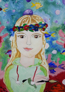 Суханова Милана, 10 лет