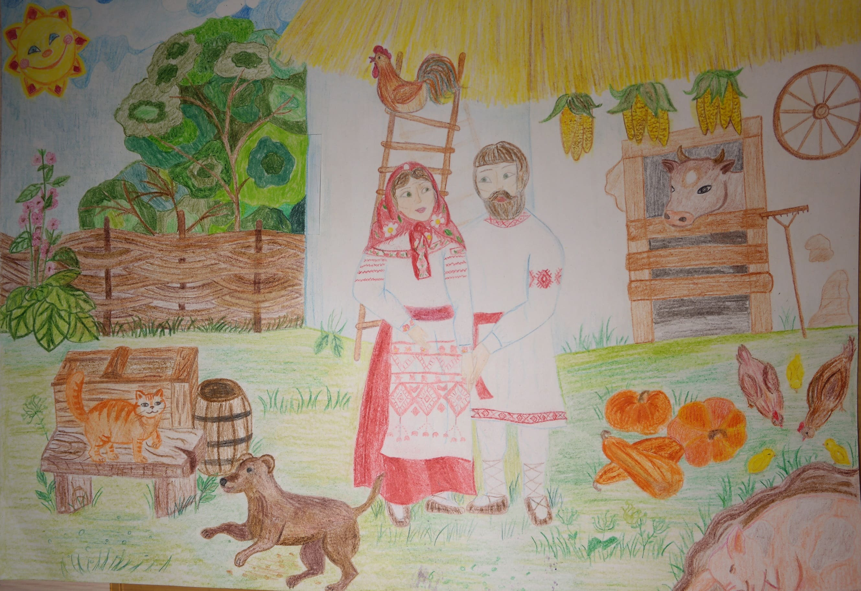 Кротова Елизавета, 11 лет