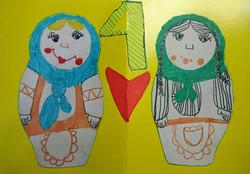 Симонов Артём, 6 лет