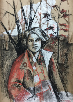 Аллоярова Вероника, 16 лет