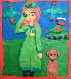 Редикульцева Настя  8 лет