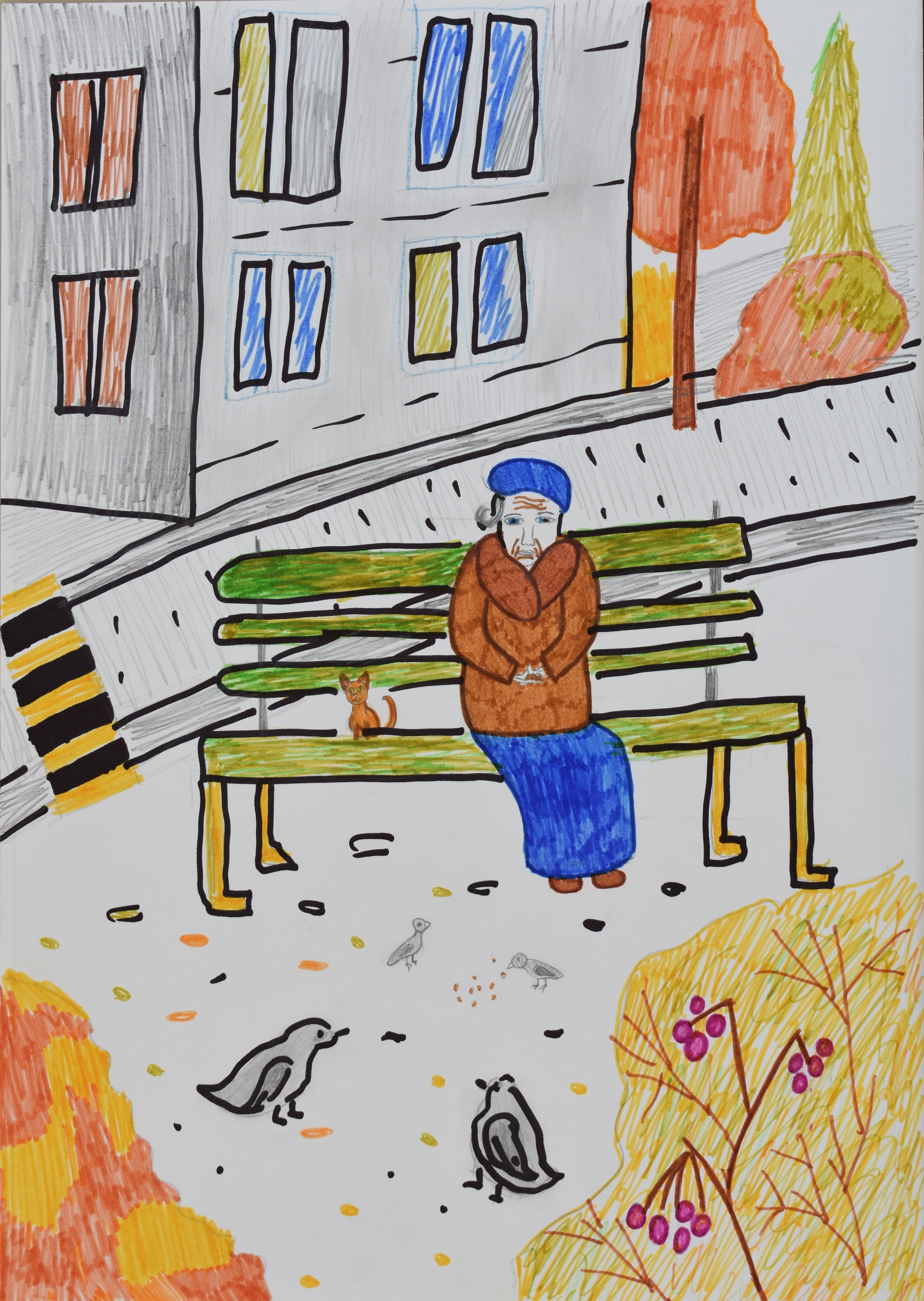Купцова Софья, 9 лет