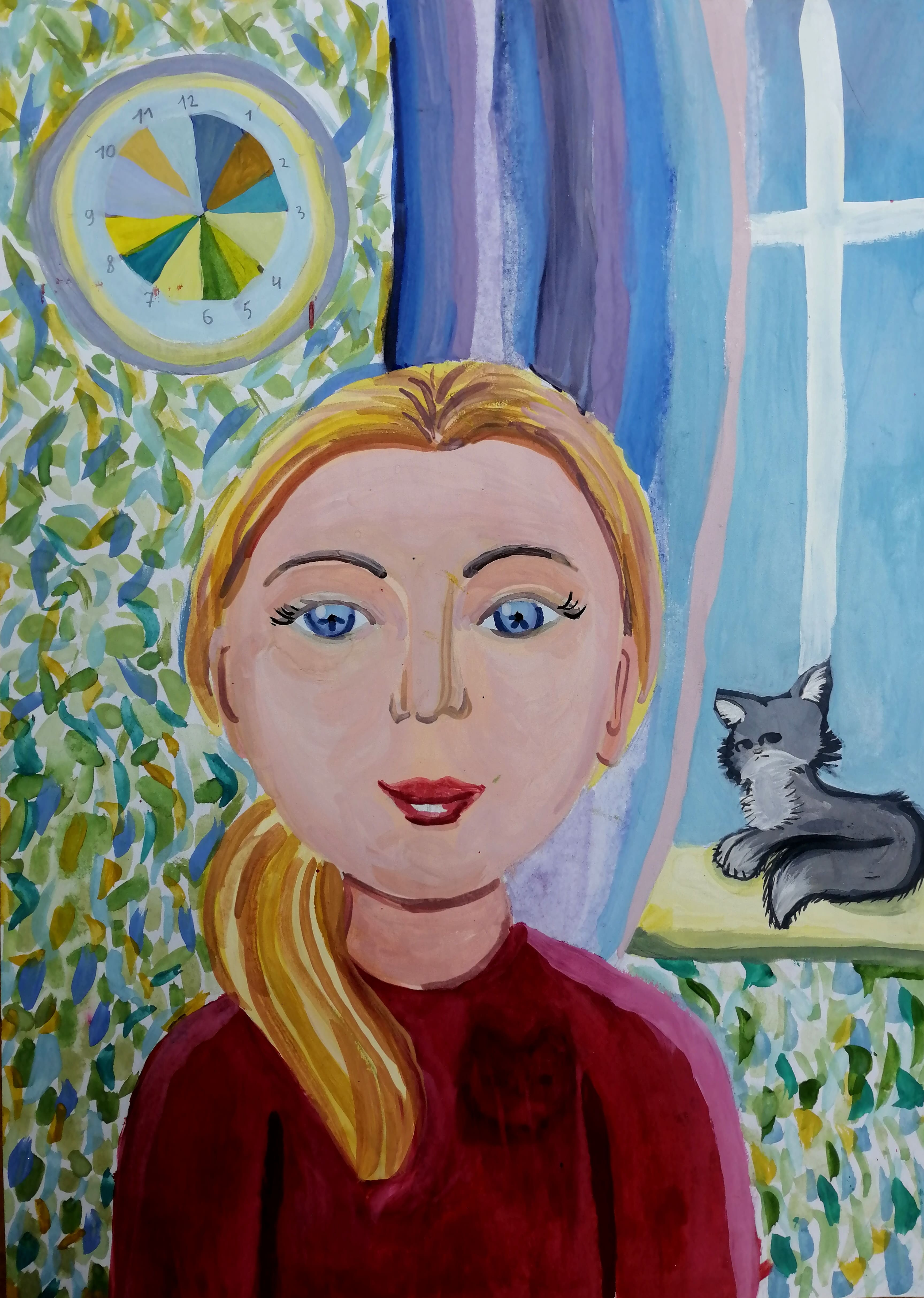 Степанова Ангелина, 11 лет
