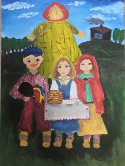 Шевцова Каролина,12 лет