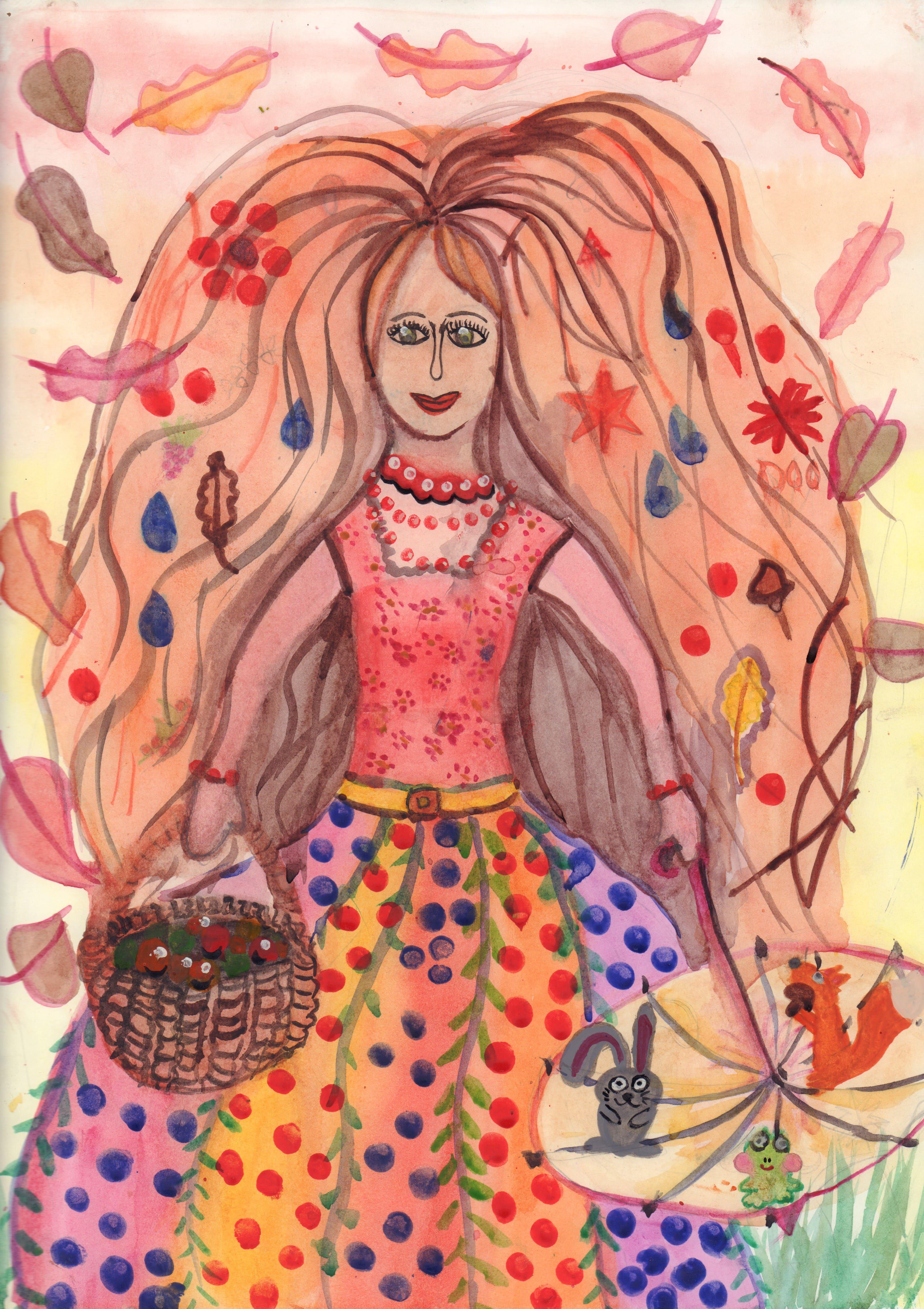 Малышева Елизавета, 10 лет