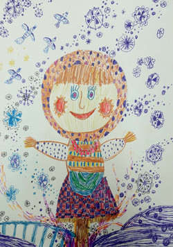 Шмакова Александра, 8 лет