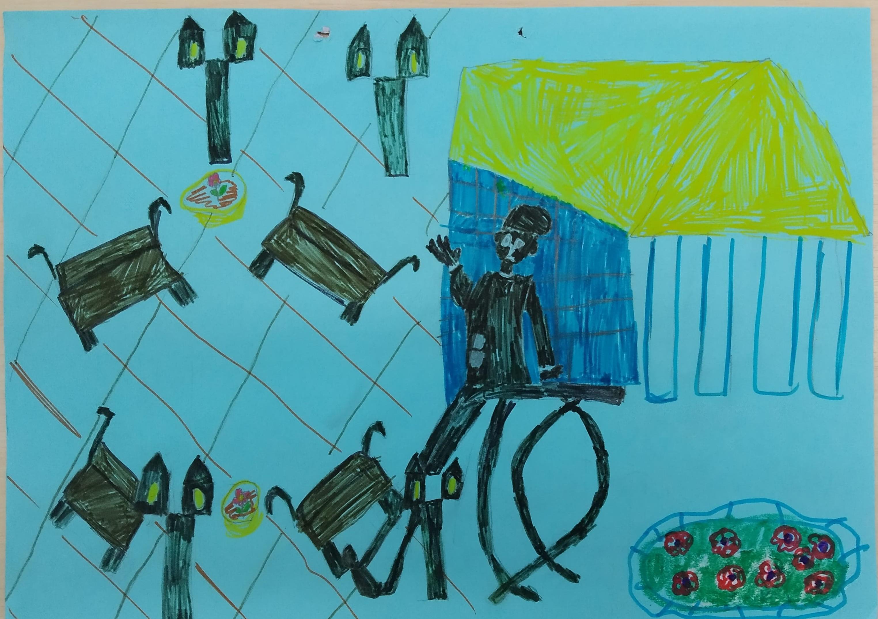 Шарафутдинова Алина, 6 лет