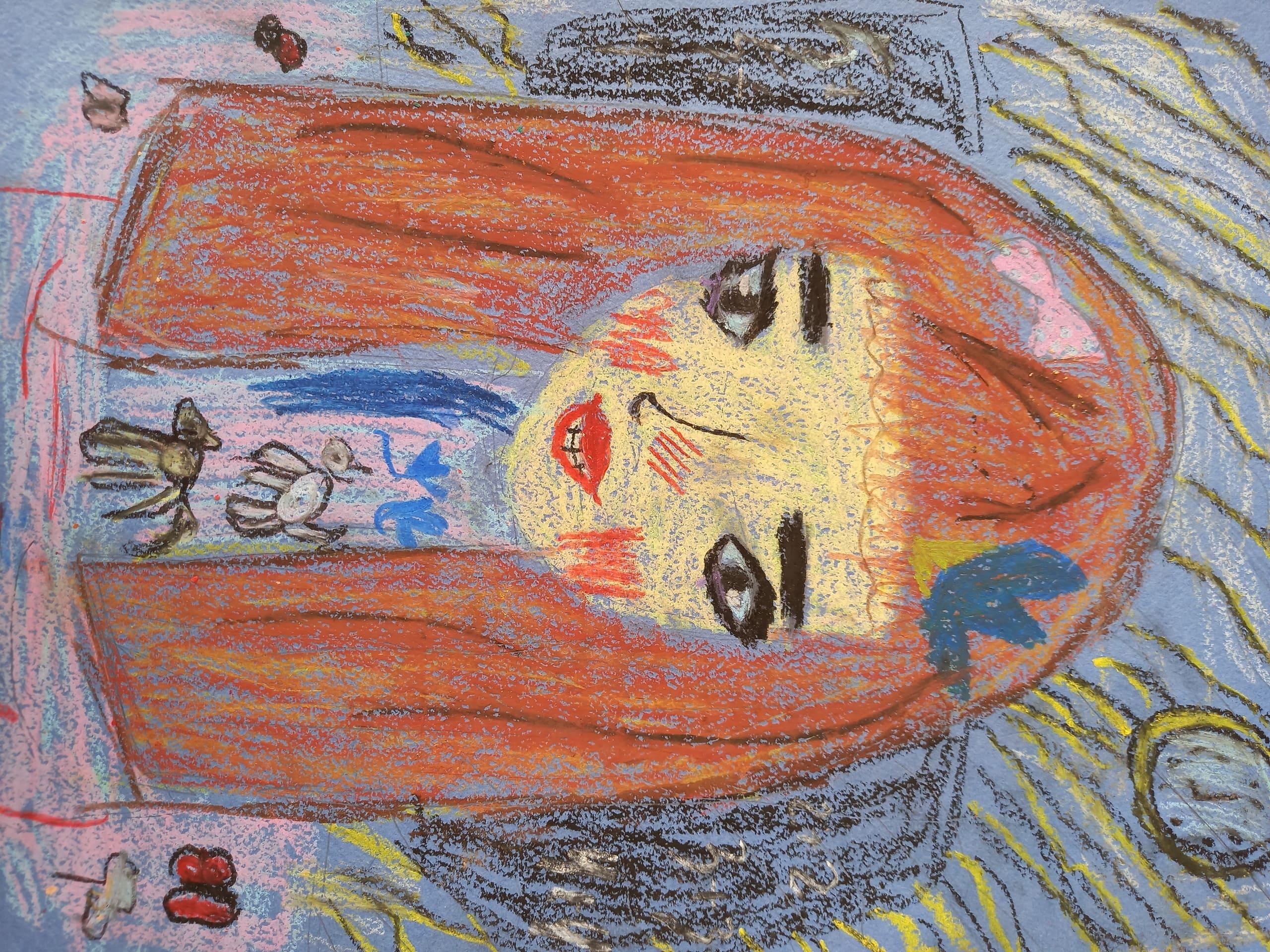 Завозина Алиса , 8 лет