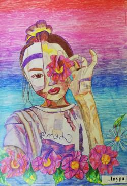 Елтай Лаура, 13лет