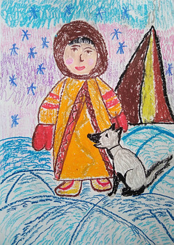 Ташбаев Данил, 8 лет