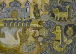 Лауреат III степени Бородин Илья, 12 лет