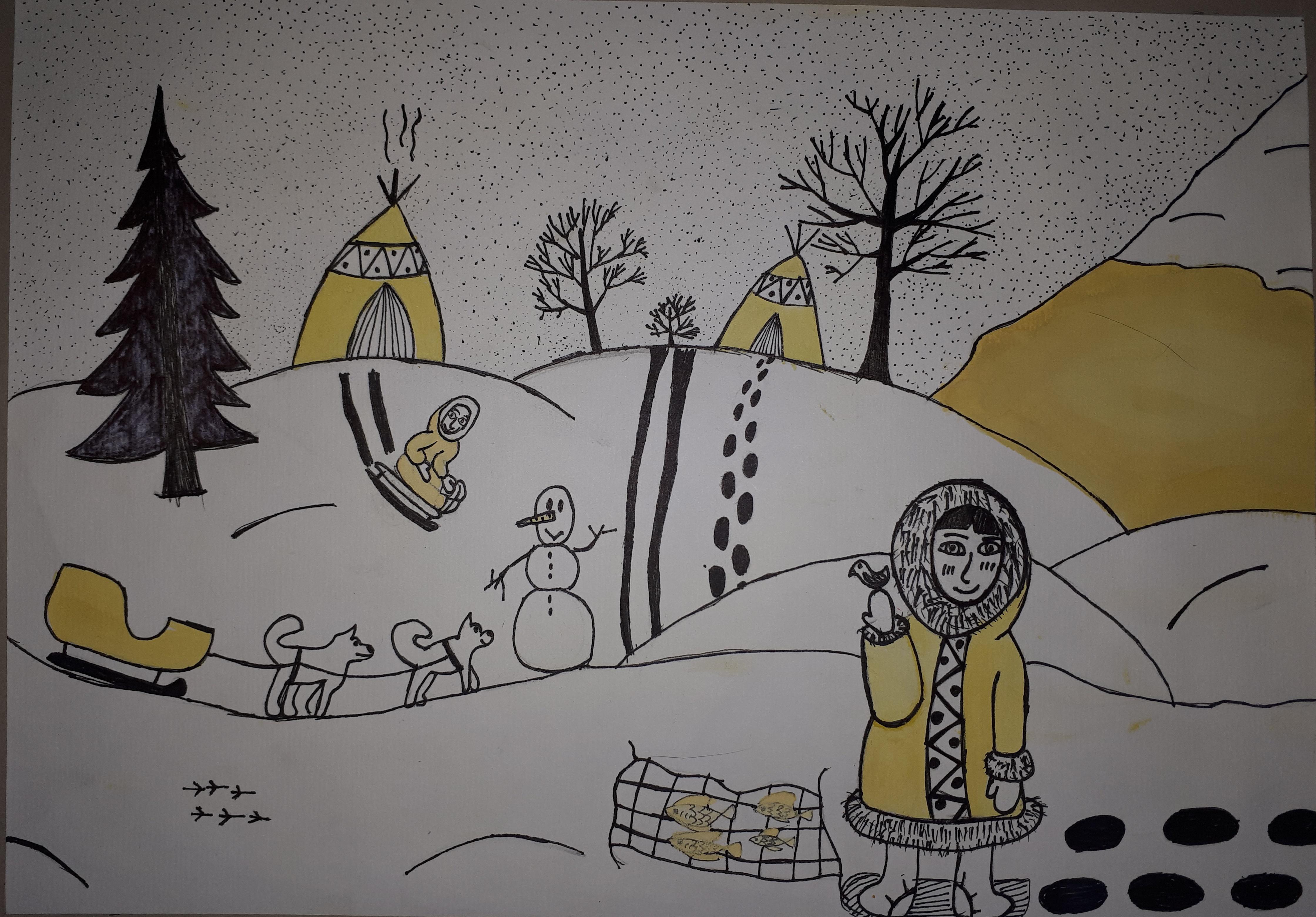 Картоева Ясмина , 9 лет