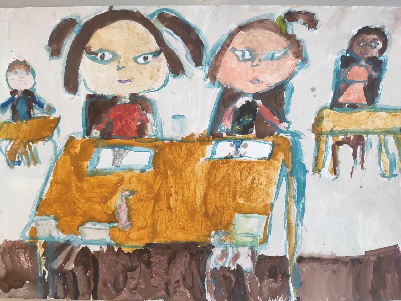 Мироева Белла,  8 лет