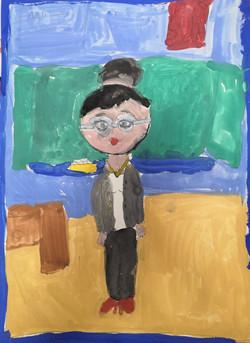 Бегаголин Евгений 8 лет