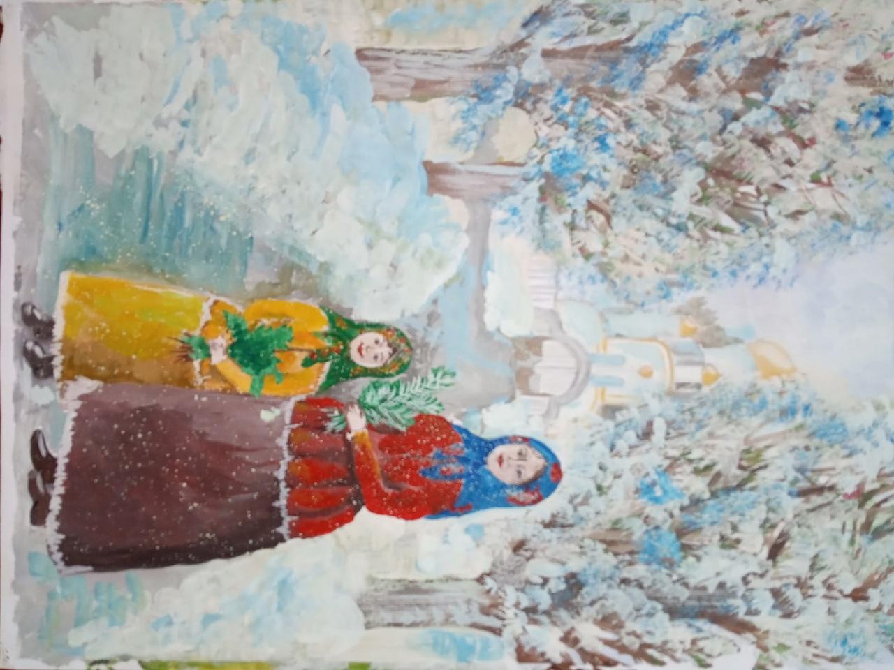 Самарцева Валерия 15 лет