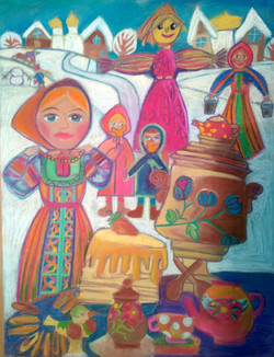 Сарсембаева Самира, 12 лет
