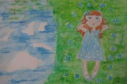 Хохлова Дария, 9 лет