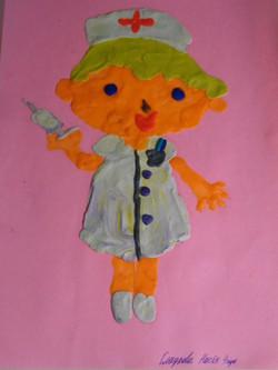 Гладкова Анастасия, 4 года