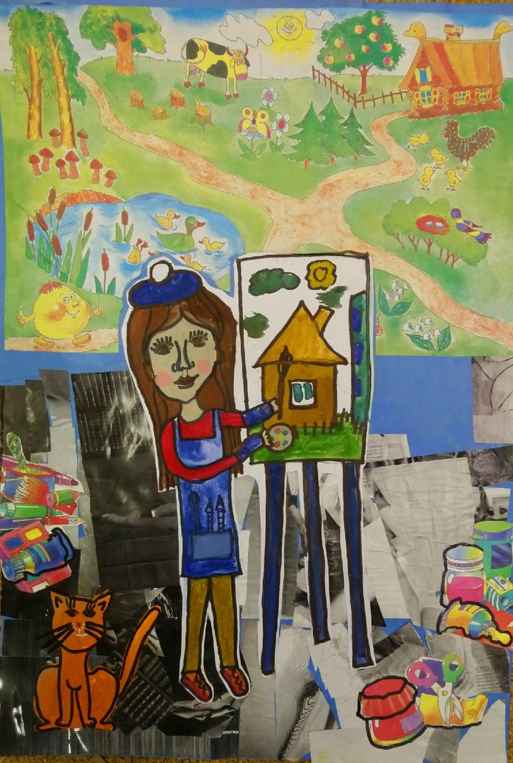 Аширмаметова София, 9 лет